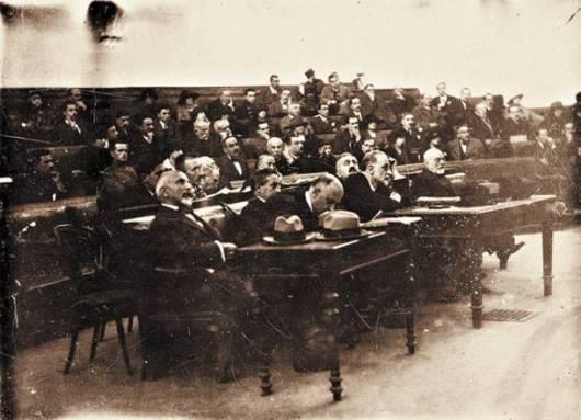 """Επανάληψη της """"Δίκης των Εξι"""" του 1922..."""