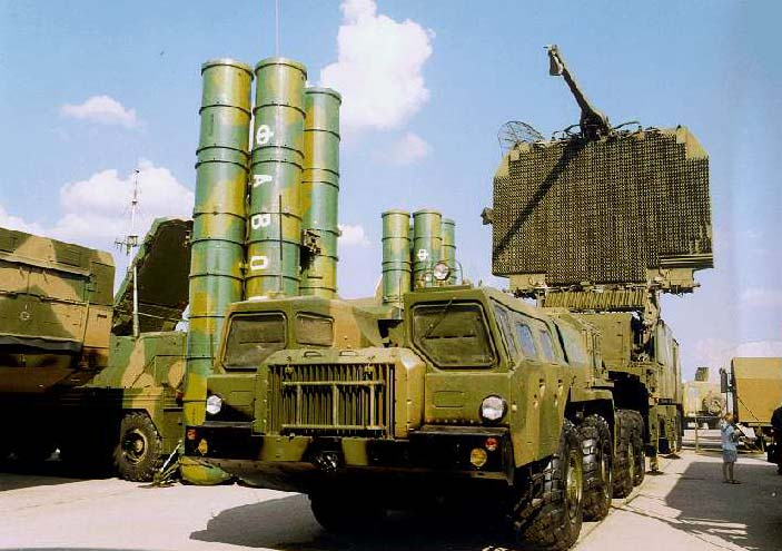 RUSSIA/IRAN - Surface-to-air diplomacy S300pmu2