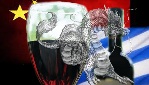 Ευτυχώς που υπάρχει και αυτή η Ελλάδα...Το ελληνικό κρασί «μεθά» και την Κίνα!