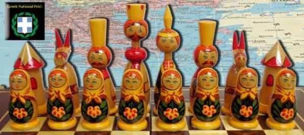 Russian-Economic-Geostrategic-Chess