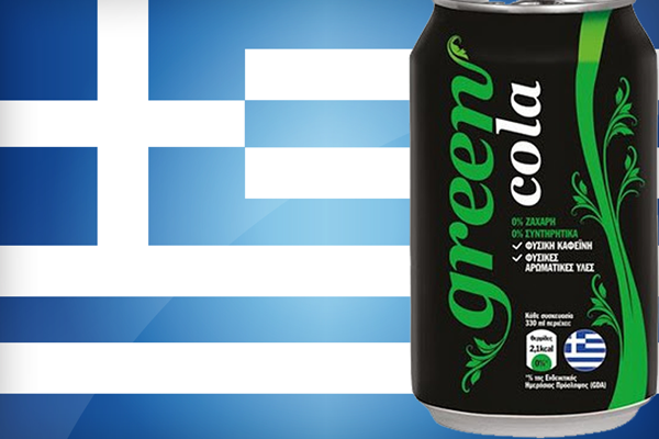 Battle No4 Greek-green-cola