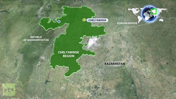 Meteorite-russia-2013-Urals+region-map