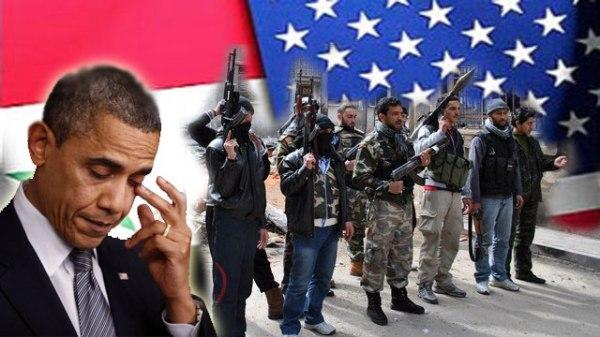 Obama---Syria
