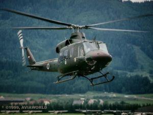 Agusta-Bell AB 412 - B 412EP