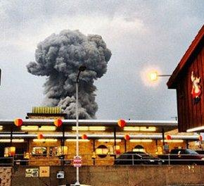 ΕΚΑΤΟΝΤΑΔΕΣ ΟΙ ΤΡΑΥΜΑΤΙΕΣ Eκρηξη σε εργοστάσιο λιπασμάτων στο Τέξας – 60 με 70 οι νεκροί σύμφωνα με τοπικάΜΜΕ