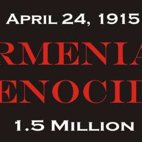 98η επέτειος της Γενοκτονίας των Αρμενίων: Η Γενοκτονία των Αρμενίων τιμήθηκε για πρώτη φορά στοΝτιγιαρμπακίρ