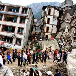 Αυξάνονται οι νεκροί από τον σεισμό στην Κίνα – 10.000τραυματίες