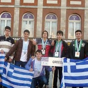 Έλληνες μαθητές πρώτοι σε ΜαθηματικήΟλυμπιάδα