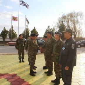 ΑΡΧΗΓΟΣ ΓΕΕΘΑ.Επίσκεψη σε ΕΛΒΟ και Patriot στηΘεσσαλονίκη