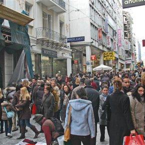 Ολα τα καταστήματα ανοιχτά, όλες τις Κυριακές του χρόνου.Αφορά τα μαγαζιά κάτω των 250 τ.μ. ενώ τα πολυκαταστήματα θα παραμένουν ανοικτά μόνο 10 Κυριακές το χρόνο που συνδέονται με τις γιορτές και τιςεκπτώσεις