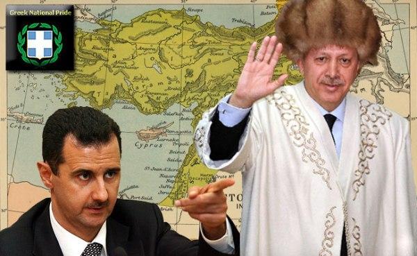 Assad---Erdogan