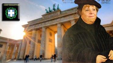 BERLIN-MERKEL-LOUTHIROS
