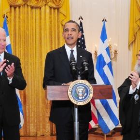Η ελληνική δεξίωση στον Λευκό Οίκο στη σκιά τηςΒοστόνης