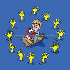 ΤΟ ΟΝΕΙΡΟ ΤΗΣ ΕΝΩΜΕΝΗΣ ΕΥΡΩΠΗΣ ΔΕΝ ΠΕΙΘΕΙ ΚΑΝΕΝΑΝ Η κρίση κλονίζει την εμπιστοσύνη των πολιτών στηνΕΕ