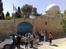 Κινδυνεύει το Μοναστήρι της Βηθανίας στα Ιεροσόλυμα.