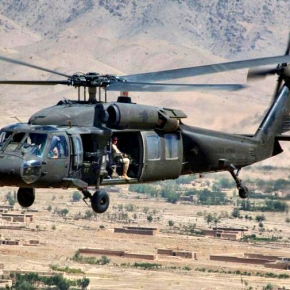 Συνετρίβη αμερικανικό ελικόπτερο στα σύνορα της Νότιας με τη ΒόρειαΚορέα