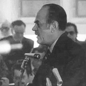 ΣΥΓΚΡΙΤΙΚΟΙ ΟΙΚΟΝΟΜΙΚΟΙ ΔΕΙΚΤΕΣ ΜΕΤΑΠΟΛΙΤΕΥΣΗΣ ΚΑΙ ΔΙΚΤΑΤΟΡΙΑΣ – Απολογία του δικτάτορα Γ. Παπαδοπούλου (Απόσπασμα σχετικό προς τα συνθήματα Ψωμί παιδείαελευθερία)