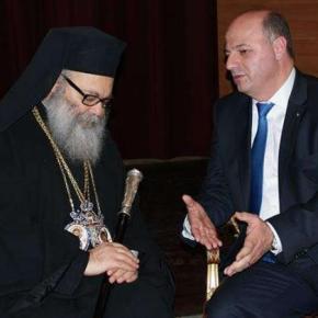 Στη Βηρυτό ο Έλληνας ΥΦΥΠ.ΕΞ Κ. Τσιάρας για την απελευθέρωση τωνΜητροπολιτών