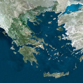 ΕSA: Η Ελλάδα ανεβοκατεβαίνει (κυριολεκτικά) κατά περιόδους – Καθίζηση τηςΑθήνας