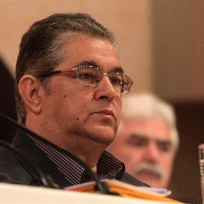 Νέος γενικός γραμματέας του ΚΚΕ ο Δ. Κουτσούμπας.Ολοκληρώθηκαν μία ημέρα νωρίτερα οι εργασίες του 19ουΣυνεδρίου