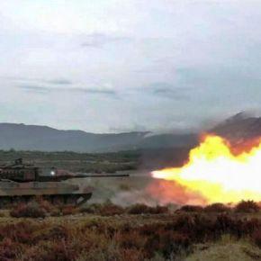 Ο φονικός συνδυασμός πυρομαχικού DM53A1 με το Leopard2HEL