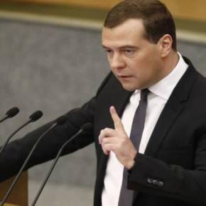 ΔΙΕΛΥΣΕ ΤΙΣ ΨΕΥΔΑΙΣΘΗΣΕΙΣ.Ν. Μεντβέντεβ προς Ρώσους καταθέτες: «Φύγετε από την Κύπρο γιατί μαςέκλεψαν»!