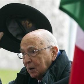 Ιταλία: Επανεξελέγη πρόεδρος της Δημοκρατίας οΝαπολιτάνο