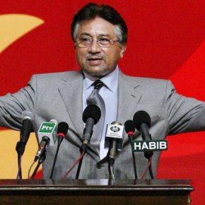 Συνελήφθη ο στρατηγός Μουσάραφ στοΠακιστάν!