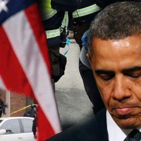Ο ΕΦΙΑΛΤΗΣ ΤΕΛΕΙΩΣΕ; Μπαράκ Ομπάμα μετά την σύλληψη: «Αναπάντητα ερωτήματα» – Κρατούνται άλλοι τρειςύποπτοι