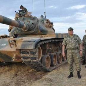Μεγάλη μετακίνηση Τουρκικών στρατιωτικών δυνάμεων σε Αιγαίο και Αν.Θράκη