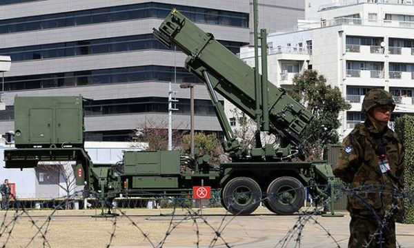 Patriot_air_defence_missile_system_Japan_Japanese_army_001