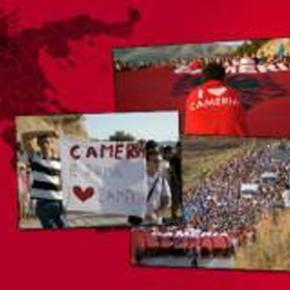 ΚΑΤΕΣΤΡΕΨΑΝ ΤΟ ΜΝΗΜΕΙΟ ΤΟΥ 5ου Σ.Π. Αλβανικές προκλήσεις: Ίδρυσαν … μειονοτικό κόμμα στην Θεσπρωτία για νααποσχισθεί!