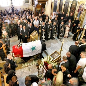 Στο στόχαστρο οι Χριστιανοί στηΣυρία
