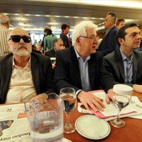 ΚΕ ΣΥΡΙΖΑ: Εγκρίθηκε κατά πλειοψηφία το κείμενο της πολιτικής απόφασης.Η επόμενη συνεδρίαση της Κεντρικής Επιτροπής θα πραγματοποιηθεί στις 11 και 12 Μαΐου, οπότε θα αρχίσει και επίσημα ο προσυνεδριακόςδιάλογος.