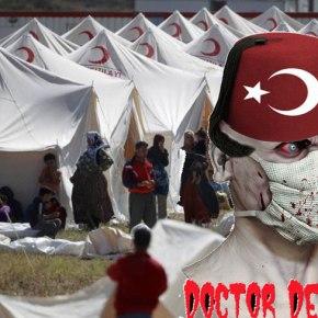 Τούρκοι σφάζουν τραυματίες και πωλούν τα όργανάτους!