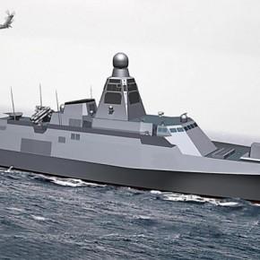 Το τελικό σχέδιο της πρότασης της Als NSD Greece για την ανάπτυξη του ελληνικού «Εθνικού ΠολεμικούΠλοίου»
