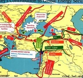 Τουρκικοί χάρτες κατακρεουργούν την κυπριακήΑΟΖ