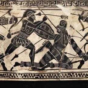 Οι άνθρωποι του Μαραθώνα- Δίχως ιππικό -Η αποτελεσματικότητα των Ελλήνων – Στο κέντρο τηςμάχης