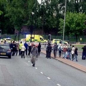 Τρομοκρατική επίθεση στο Λονδίνο(βίντεο)