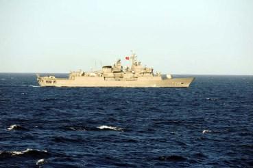 DENİZKURDU-13 Fiili Deniz Tatbikatı