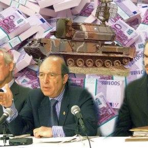21 εκατομμύρια ευρώ, οι μίζες Τσοχατζόπουλου μόνο για ταTOR-M1