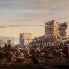 Κ.ΠΑΛΑΙΟΛΟΓΟΣ: «ΑΓΩΝΑΣ ΜΕΧΡΙ ΘΑΝΑΤΟΥ» 29 Μαΐου 1453: Η Άλωση της Κωνσταντινούπολης από τους Τούρκους – Οι σφαγές και οιλεηλασίες