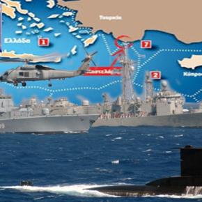 ΤΙ ΠΡΟΒΛΕΠΕΙ Ο ΣΧΕΔΙΑΣΜΟΣ ΤΟΥ Π.Ν. – Ο Στόλος στο Αιγαίο σε ανάπτυξη προάσπισης της ΑΟΖ – Έρχεται και «Καταιγίδα»πυραύλων