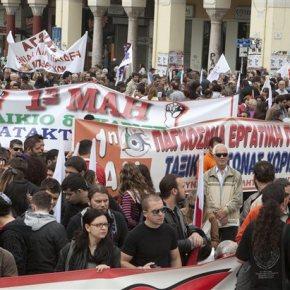 ΓΣΕΕ- ΑΔΕΔΥ: Απεργιακή συγκέντρωση στην Κλαυθμώνος τη Μεγάλη Τετάρτη για την Πρωτομαγιά.Ξεχωριστή συγκέντρωση, στις 10:30, οργανώνει το ΠΑΜΕ στην πλατεία Συντάγματος – Πως θα κινηθούν τα ΜέσαΜεταφοράς