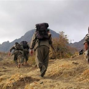 Οι Κούρδοι αντάρτεςαποχωρούν