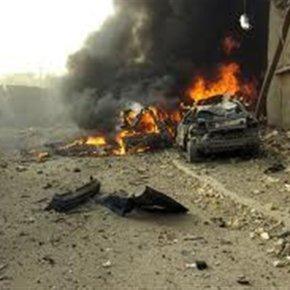 Εκρήξεις παγιδευμένων αυτοκινήτων σε Ρωσία καιΙράκ