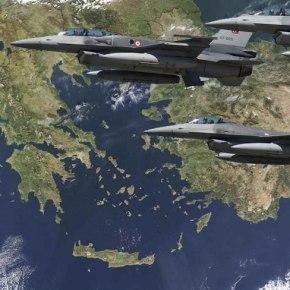 Ξεσάλωσαν οι Τούρκοι στο Αιγαίο…Πάντα οπλισμένοι!