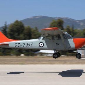 Επιτακτική η ανάγκη αντικατάστασης των Τ-41D της ΠολεμικήςΑεροπορίας