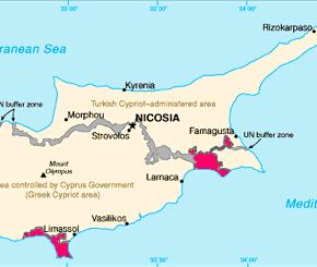 ΒΡΕΤΑΝΟΣ ΠΡΕΣΒΗΣ «Η λύση του Κυπριακού δεν είναι προϋπόθεση για εκμετάλλευση του φ.αερίου»