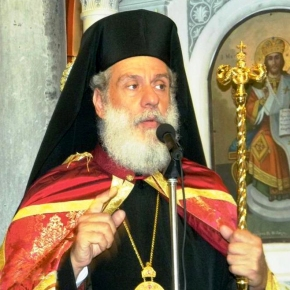 ΔΕΝ ΘΑ ΠΕΡΑΣΕΙ… Μητροπολίτης Σύρου για «αντιρατσιστικό» ν/σ: «Θα δώσουμε με σθένος την μάχη»–